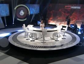 Plataforma giratoria - Plató Giratorio 360º